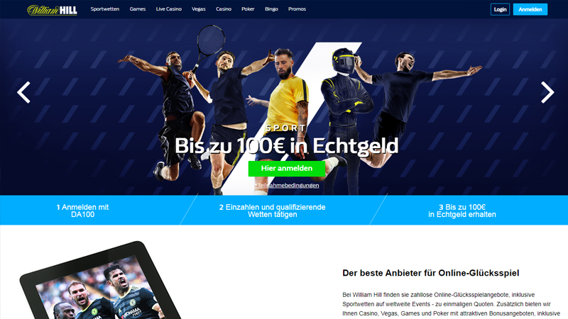 William Hill Casino Erfahrungen & Bewertungen